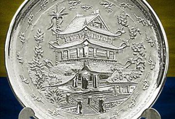 Sản xuất đĩa đồng đúc,biểu trưng,đĩa mạ bạc vàng – đồ đồng