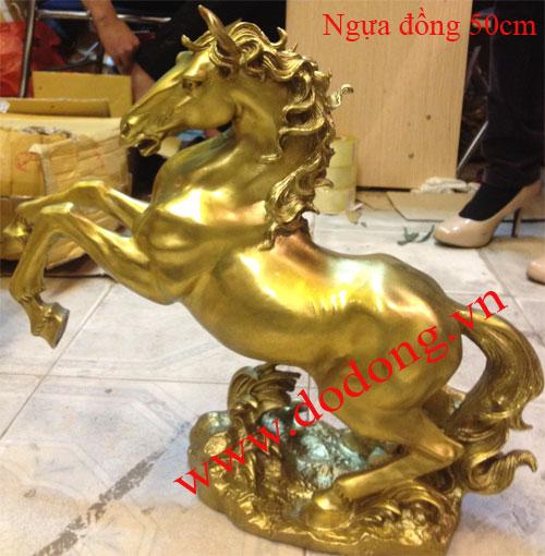 Ngựa đồng – mã đáo thành công – quà tặng sếp0