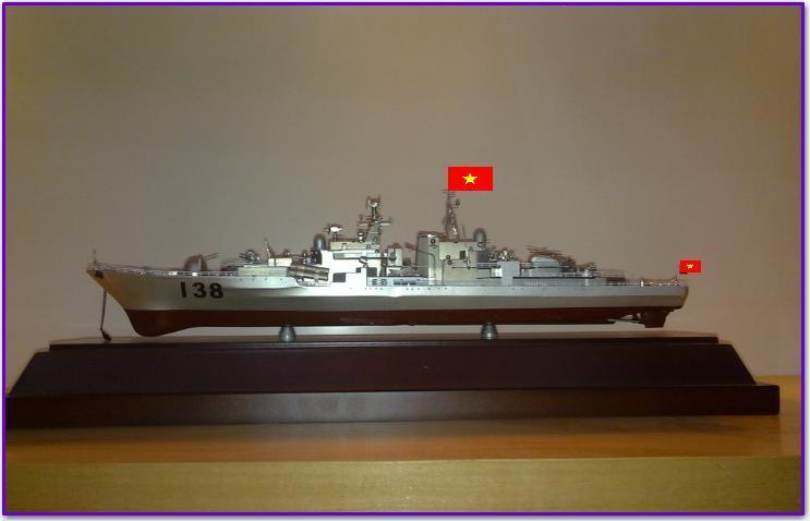 Tàu ngầm Đinh tiên hoàng HQ