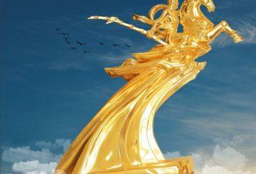 Xin lửa thiêng đúc 60 tượng vàng Đức Thánh Gióng – Hà Nội