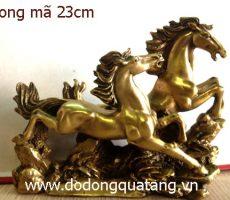 Ngựa đôi biểu tượng sự thành công trong phong thủy – đồ phong thủy