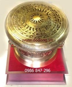 Bộ trống đồng phi 46cm đúc cao cấp – trống đúc đồng