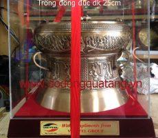 Trống đồng – quà đối ngoại Quốc tế của Việt nam – đồ đồng việt