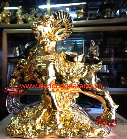 Tuong de dong ma vang – qua tang hot 2015