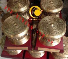 Qùa tặng trống đồng đúc dk 9cm – trống đồng đông sơn
