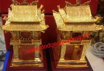 Tranh thuận buồm xuôi gió mạ vàng đẹp và ý nghĩa- Đồ đồng quà tặng