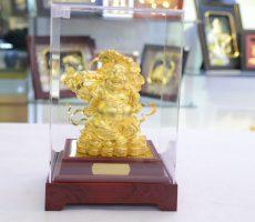 Đồ đồng Việt chuyên quà tặng tâm linh mạ vàng