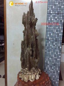 Cây trầm hương bày phòng khách mang lại ý nghĩa phong thủy