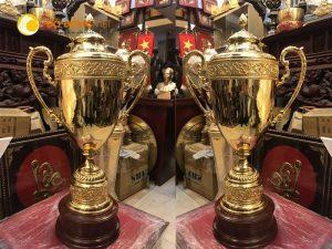 Đồ đồng Việt-địa chỉ đúc cúp bằng đồng chất lượng cao