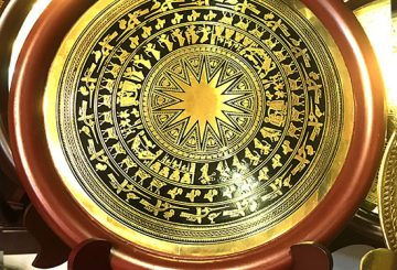 Lựa chọn biểu trưng gỗ đồng của Đồ đồng Việt