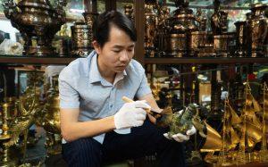 King Gold Art- thương hiệu quà vàng cao cấp tại Việt Nam
