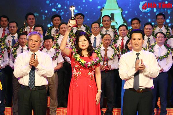 Nữ doanh nhân tỉnh Hà tĩnh