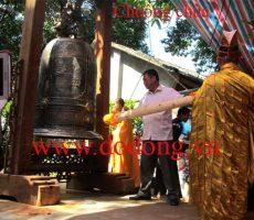 Đơn vị đúc chuông chùa theo yêu cầu