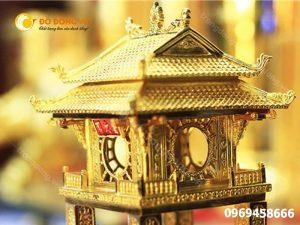 Lý do khuê văn các bằng đồng mạ vàng được người nước ngoài yêu thích