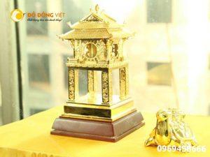 Quà tặng VIP, Khuê Văn Các mạ vàng