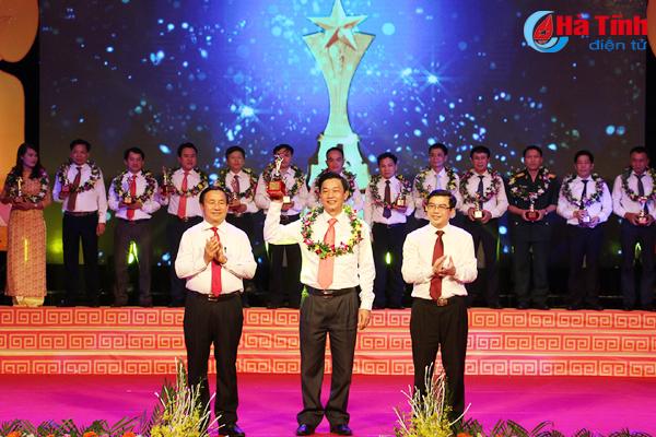 cup doanh nhân tỉnh Hà tĩnh