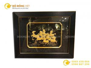 Dodong: Quà tặng vàng cao cấp cho doanh nghiệp, quà dát vàng 24k