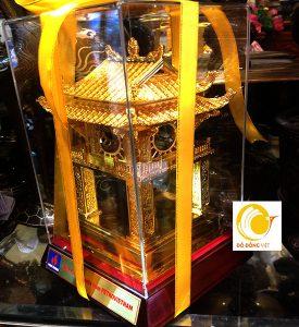 Khuê văn các mạ vàng cao cấp làm quà tặng vip