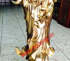 Quà tặng tâm linh, tượng Phật quan âm bồ tát