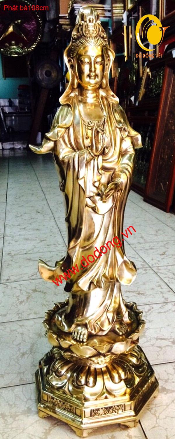 Quà tặng tâm linh, tượng Phật quan âm bồ tát0
