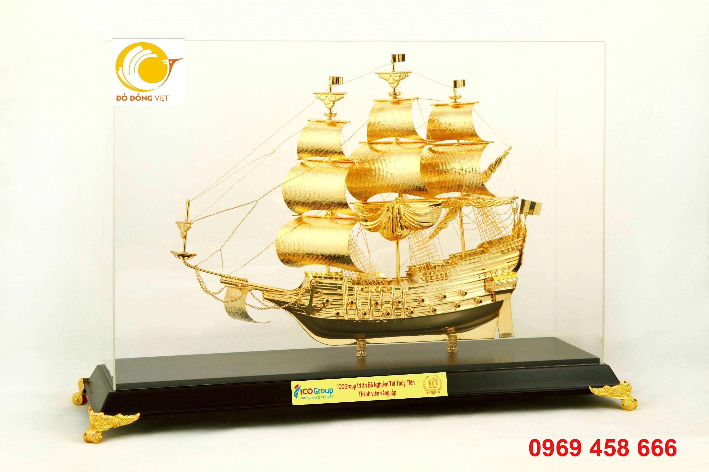 Qùa tặng tri ân nhà sáng lập,mô hình tàu buồm0