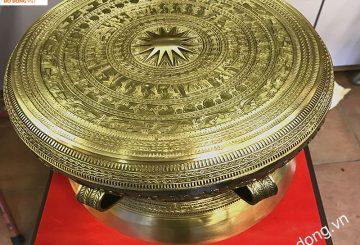 Các dòng sản phẩm trống đồng tại Đồ đồng Việt