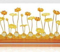 Các mẫu chậu sen vàng 24k tuyệt đẹp