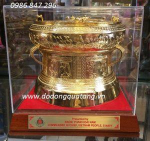 Các sản phẩm đồ đồng quà tặng lưu niệm đặc trưng của Việt Nam