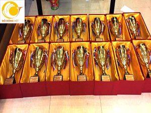 cúp lưu niệm thể thao ý nghĩa cho những giải đấu,đua xe đạp
