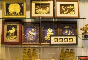 Top shop quà tặng lưu niệm độc đáo nhất ở Hà Nội