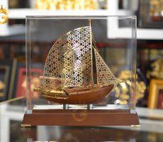Mô hình quà tặng thuyền buồm đẹp tinh xảo