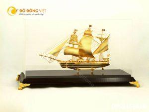 Thuyền buồm quà tặng may mắn, quà tặng sự kiện cao cấp