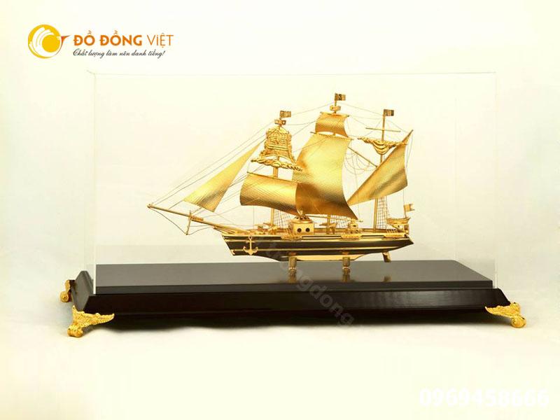 Thuyền buồm quà tặng may mắn, quà tặng sự kiện cao cấp0