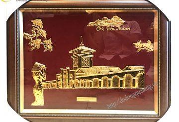Tranh lưu niệm bằng đồng,tranh đồng quà tặng tp hcm