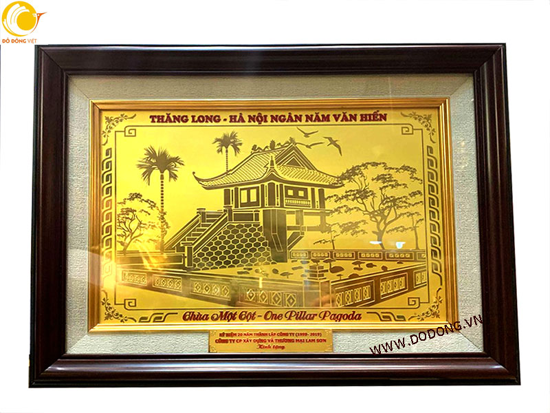 Qùa kỷ niệm thành lập công ty xây dựng Lam Sơn0