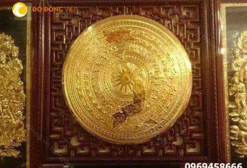 Tìm mua tranh đồng mạ vàng tại Hà nội