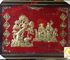 Đồ đồng Việt, địa chỉ mua tranh mừng thọ uy tín chất lượng
