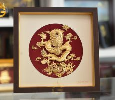 Mua tranh rồng phú quý đẹp tinh xảo tại Hà Nội