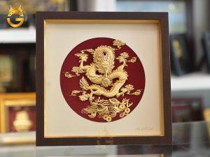 Quà tặng vàng cao cấp và sang trọng tại King Gold Art