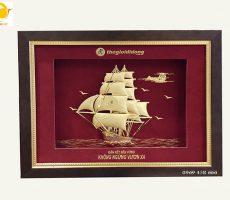 Qùa tăng doanh nghiệp thế giới di động thuyền vàng 24k