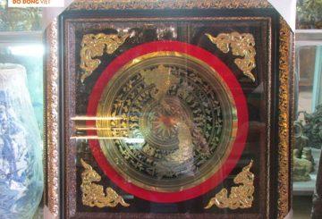 Qùa tặng tranh mặt trống đồng đẹp – Đồ đồng quà tặng