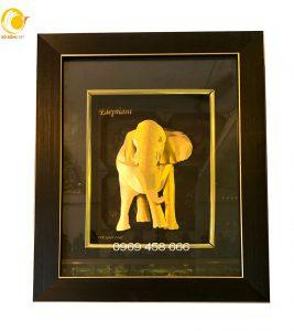 Siêu thị tranh vàng, quà tặng vàng 24k lớn nhất Hà Nội