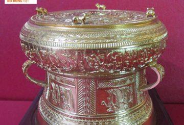 Trống đồng quà tặng – quà tặng mang đậm giá trị văn hóa Việt