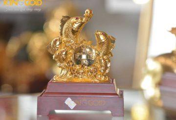 Top 5 tượng linh vật vàng được ưa chuộng nhất hiện nay