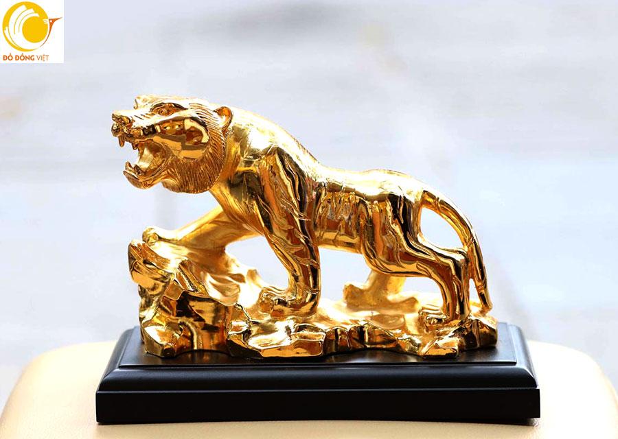 Hổ vàng 22 cm – cao sơn viễn vọng0